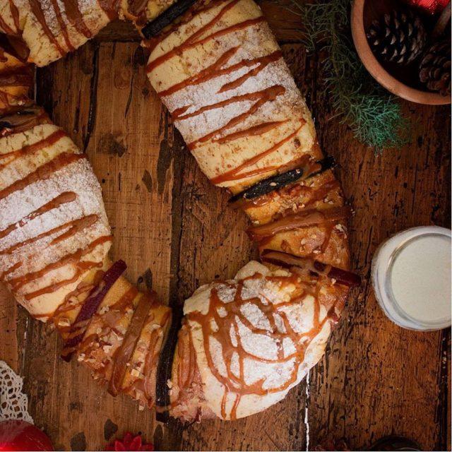 Rosca de Reyes Puebla