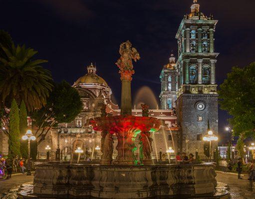 Puebla Catedral Instagram