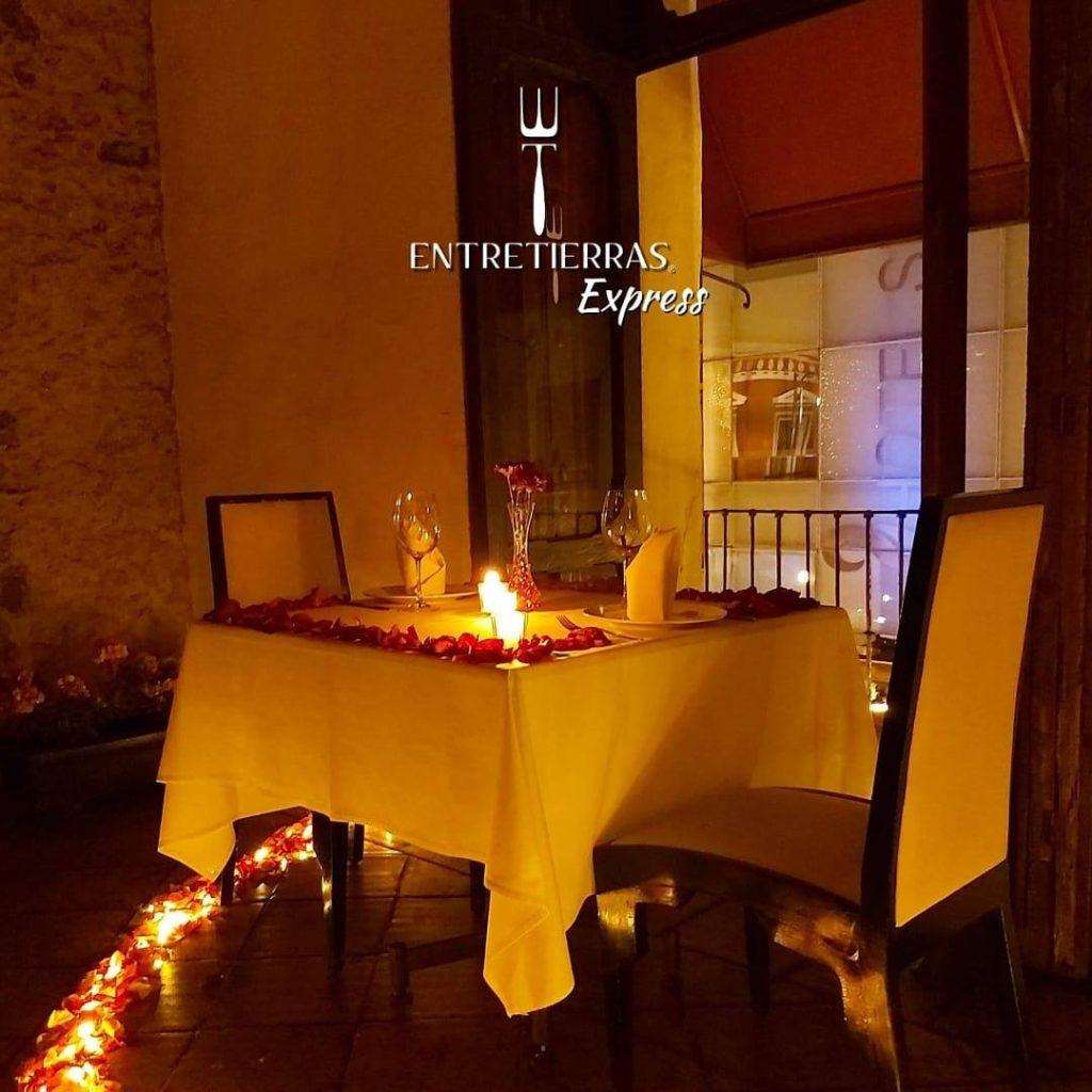 Los restaurantes más románticos de Puebla  Entre Tierras