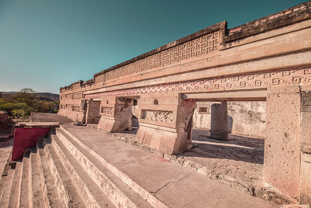 San Pablo Villa de Mitla Pueblos Mágicos Oaxaca