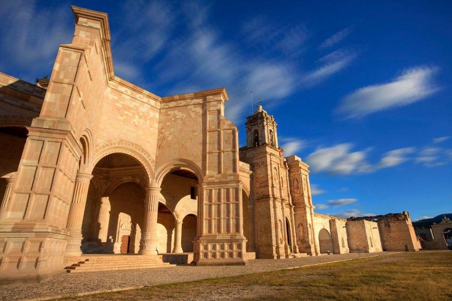San Pedro y San Pablo Teposcolula Pueblos Mágicos Oaxaca