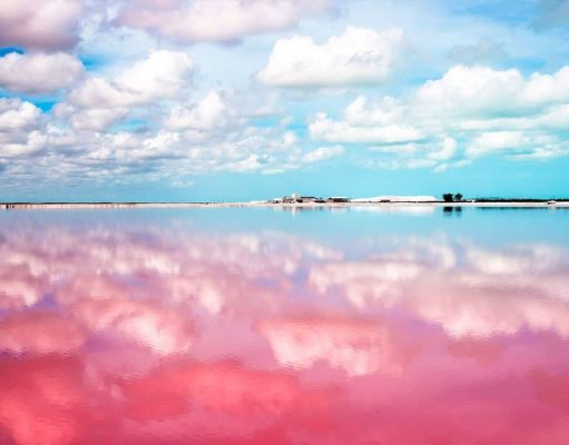playas coloridas