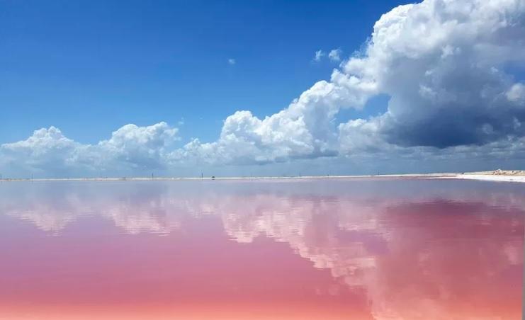 playas coloridas las coloradas