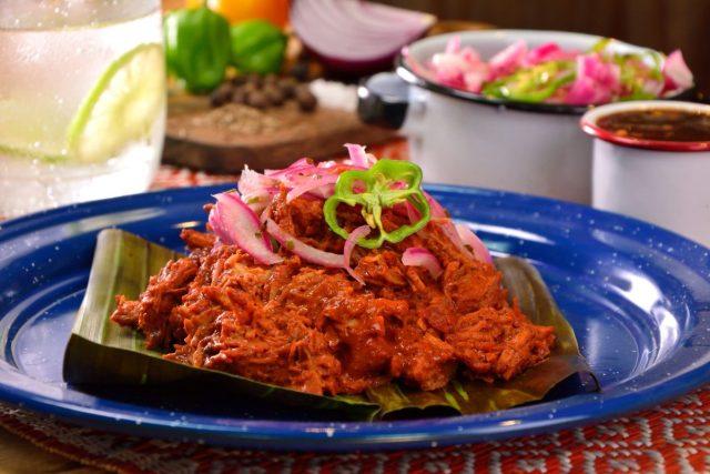 cochinita pibil en puebla
