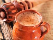 bebidas hechas de cacao
