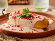 restaurantes en Puebla chiles en nogada