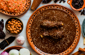 restaurantes en Puebla mole poblano