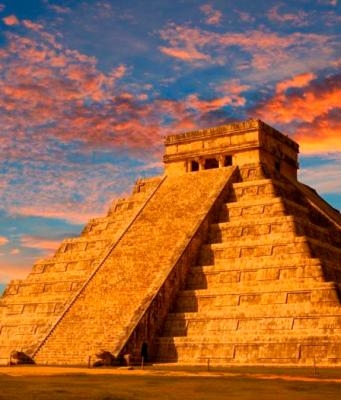 Pirámides en México
